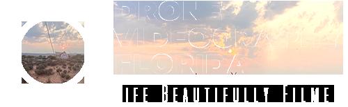 Drone videography Florida logo